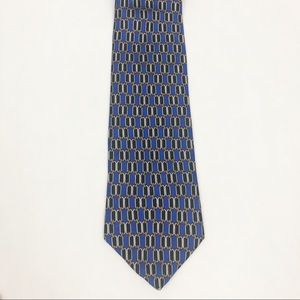 Brooks Brothers All Silk Royal Blue Tie